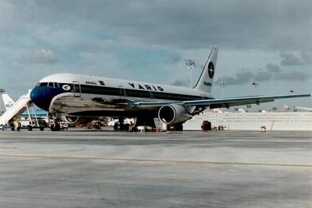 Boeing 767, 30 anos bem vividos desde o primeiro voo