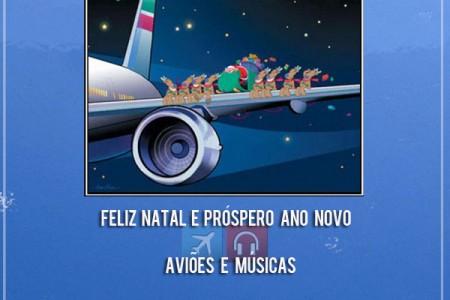 Ho Ho Ho do Aviões e Músicas