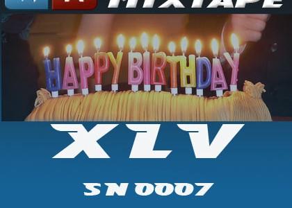 XLV em algarismos romanos #Mixtape