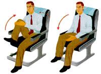 """""""Síndrome da classe econômica"""": um novo problema em voos longos"""
