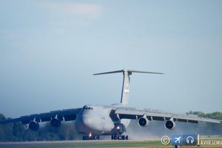 A maior aeronave do ocidente – Conheça o Lockheed C-5B Galaxy