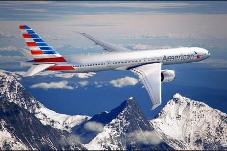 Enquanto escrevo sobre o 787, o que acharam da pintura nova da American Airlines?
