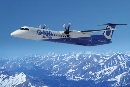 Bombardier (De Havilland) Dash 8 Q-400