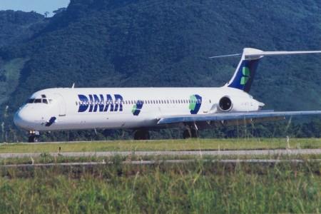 O som dos aviões