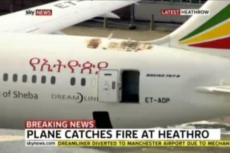 Agora que a fumaça abaixou (literalmente), o que pode ter acontecido com o 787 da Ethiopian?