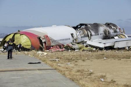 Atualizações sobre o acidente com o Boeing 777 da Asiana