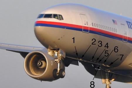 Tem idéia de quantas antenas um avião comercial possui? #perguntas