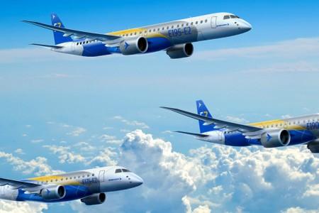 Modernização dos E-Jets da Embraer