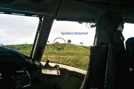 Spotting. Spotters. O que é isso?