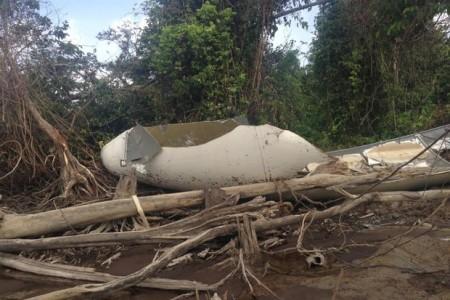 Será que isso que encontraram no Amapá é um avião mesmo? Qual?