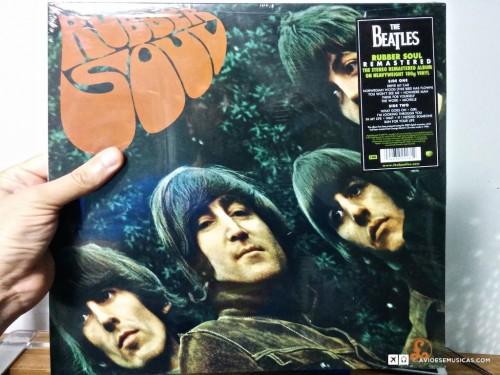 Rubber Soul, meu album preferido