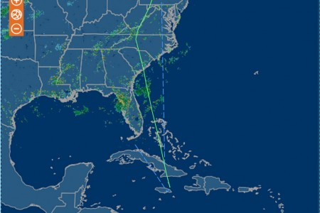 O dia em que a tecnologia permitiu acompanhar o destino fatal de um voo