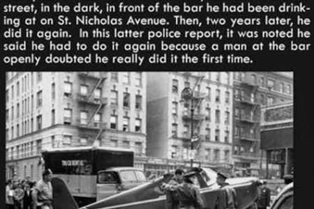 Bêbado e em voo noturno, achou um bar e pousou em frente