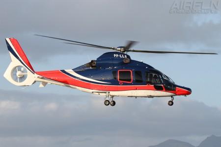 O que esperar do relatório do acidente com o EC-155 Dauphin PP-LLS