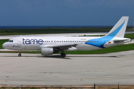 Panorama da aviação latino americana em 2016 – Equador