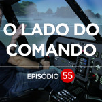 Por que o piloto de helicóptero senta na direita?