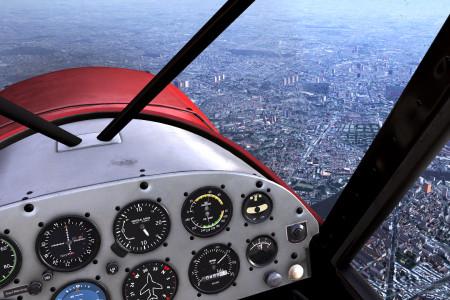 Novo Flight Simulator? Testamos!