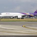 Incidente com um Airbus A350 da Thai Airways