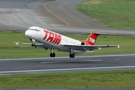 Por onde andariam os Fokker 100 da TAM – última parte