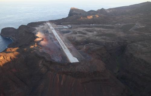 Aeroporto de Santa Helena