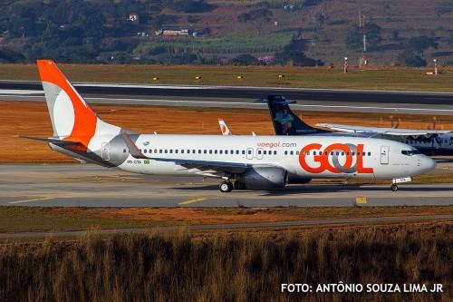 GOL - Foto de Antônio Souza Lima JR