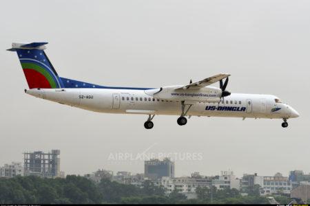 Acidente com um Dash 8-400 em Kathmandu no Nepal