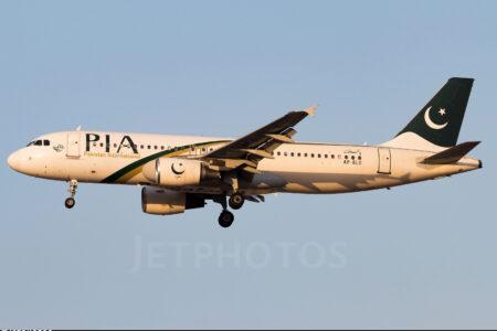 Acidente com um Airbus A320 da PIA (Pakistan International Airlines)