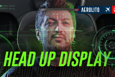 A origem do HUD (Head Up Display) na aviação
