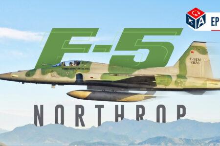 O Caça brasileiro: Northrop F5
