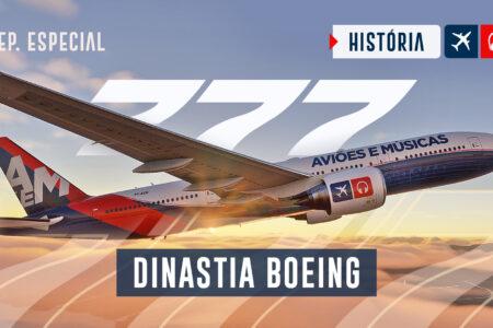 Boeing 777, O Melhor Avião do Mundo?