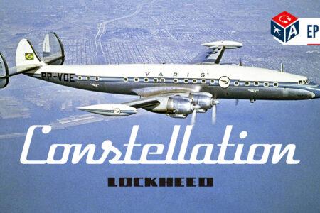 Constellation: o golfinho voador