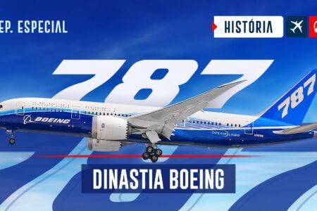 A Linha aérea dos sonhos – Boeing 787