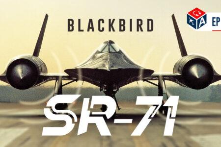 Lockheed SR-71 Blackbird, nem míssil alcança!