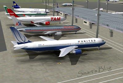 Dicas Flight Simulator