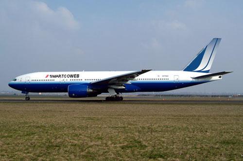 Avião do Alex